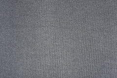 Światło - szara bawełnianej tkaniny tekstura Zdjęcie Royalty Free