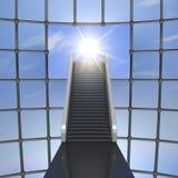 światło w kierunku Obraz Stock