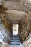 Światło w końcówce tunel Zdjęcie Royalty Free