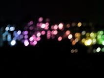 Światło w okno Zdjęcie Stock