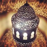 światło z cieniem Obraz Royalty Free