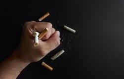 Świat Żadny Tabaczny dnia pojęcie zdjęcie royalty free