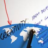 świat gospodarczy ilustracji