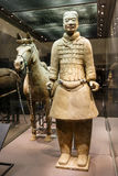 Świat sławna statua Terra - cotta Warriorsï ¼ Œin XI. ', Chiny Obraz Stock
