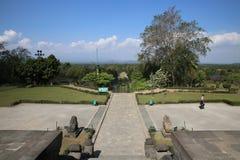 Świat sławne świątynie Borobudur Zdjęcia Stock