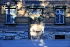 Świateł słonecznych okno odbicia Obraz Royalty Free