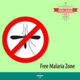 Światowa malaria dnia kreskówki projekta ilustracja 03 ilustracji