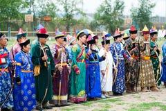 Światowa mongoł konwencja obrazy stock