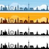 Światowa podróż royalty ilustracja