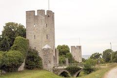Światowe dziedzictwo pierścionku ściana Obraz Royalty Free