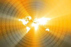 Światowego biznesu tło Zdjęcia Stock