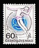 Światowi łyżwiarstw figurowe mistrzostwa, Bratislava, Bawją się seria, ci zdjęcie royalty free