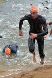 Światowi Triathlon elita mężczyzna zdjęcia royalty free