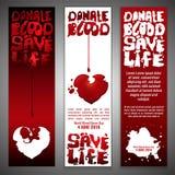 Światowy Krwionośny dawca Concept-11 Fotografia Stock