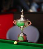 Światowy snookeru Champioship trofeum Zdjęcie Royalty Free