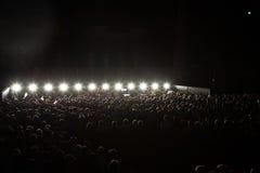 Światu amphie teatru sławna arena Fotografia Royalty Free