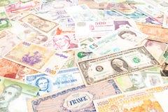 Światu papieru bank obrazy royalty free