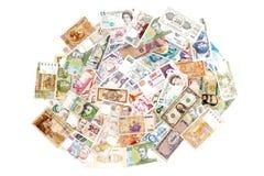Światu papieru bank obrazy stock
