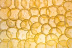 Świeża żółta cytryna Zdjęcia Royalty Free