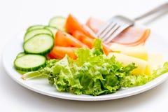 Świeża żywność fotografia stock