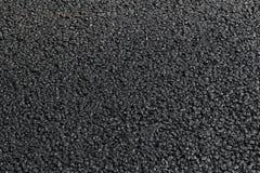 Świeża blacktop powierzchnia zdjęcie stock