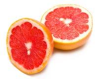 świeża grapefruitowa czerwień Obrazy Royalty Free