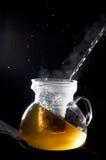 świeża herbata Fotografia Stock