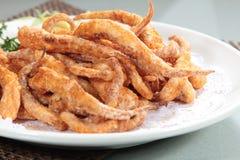 Świeża i smakowita owoce morza kuchnia Zdjęcie Royalty Free