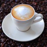 świeża kawa Zdjęcie Royalty Free