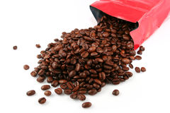 świeża kawa Fotografia Stock