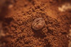 Świeża kawa emocje dzień zdjęcie royalty free