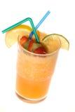 świeża koktajl pomarańcze zdjęcie royalty free