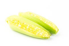 świeża kukurydza Obrazy Royalty Free