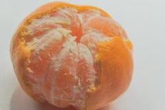 Świeża mandarynka zdjęcie stock