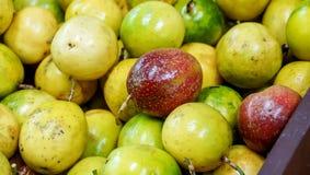 Świeża pasyjna owoc Obrazy Royalty Free