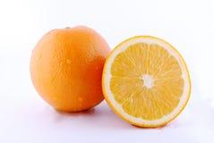 świeża pomarańcze Zdjęcie Stock