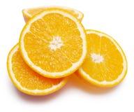 Świeża pomarańcze Obraz Royalty Free