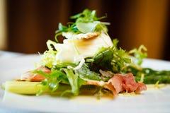 Świeża sałatka mozzarella Zdjęcia Royalty Free