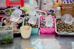 Świeża skorupa dla kulinarnego karmowego Vietnam stylu Zdjęcia Stock