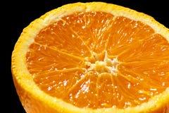 Świeża smakowita pomarańcze i cytryna w lecie obraz stock