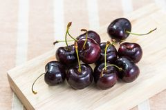 świeża wiśni owoc Obrazy Royalty Free