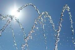 świeża woda Zdjęcia Stock