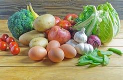 świeże żywności organicznej Zdjęcie Stock