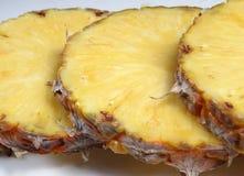 świeże ananasy Obraz Royalty Free