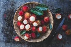 Świeże bliźniarek owoc Zdjęcie Stock
