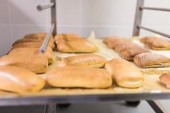 świeże chlebowy smaczne Zdjęcie Royalty Free