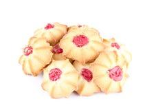 świeże ciasteczka Obrazy Stock
