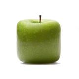 świeże jabłczana green Zdjęcia Royalty Free