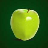 świeże jabłczana green Obrazy Stock