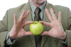 świeże jabłka Fotografia Stock
